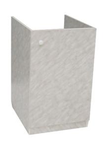 50х60 белый мрамор